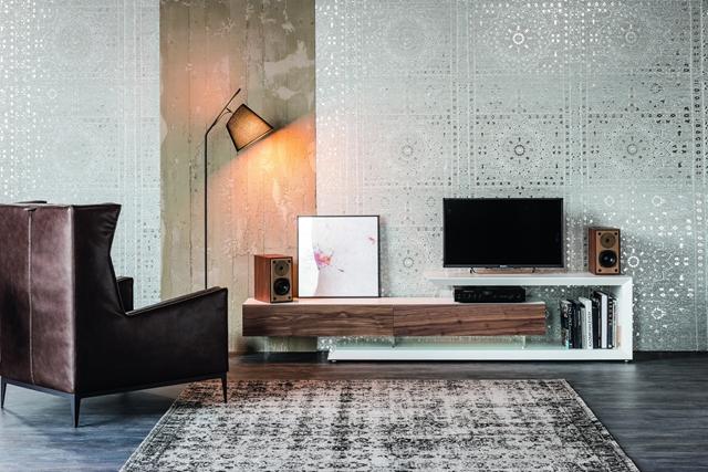 parete tv di Cattelan Italia