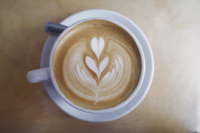 iniziare una giornata di lavoro con un buon caffè