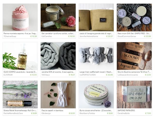 idee shopping su Etsy per prodotti per la cura e bellezza del corpo