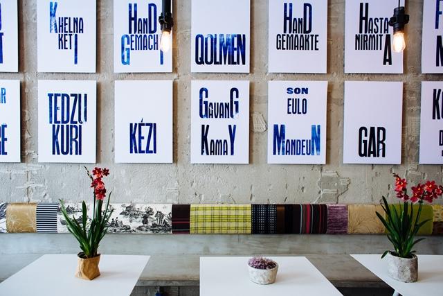 locali di design - concept restaurant La Menagere: sedersi al bar per una colazione o un brunch