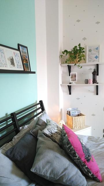 parete mensole