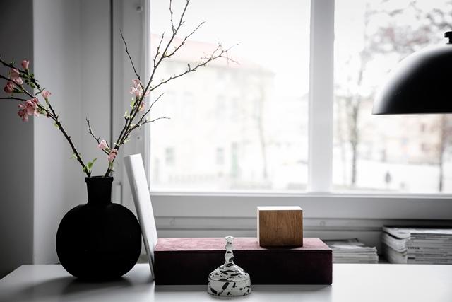complementi d'arredo caldi e di design per la scrivania