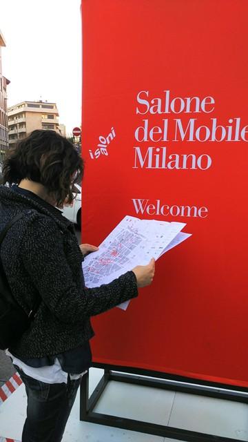 Salone del Mobile una mappa per decidere da dove inziare