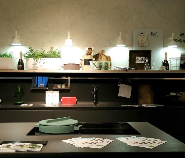 Casa Facile e Salone del Mobile cucina
