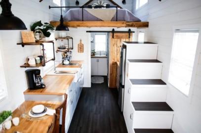 Case piccole, funzionali e di design: ti presento le tiny house.