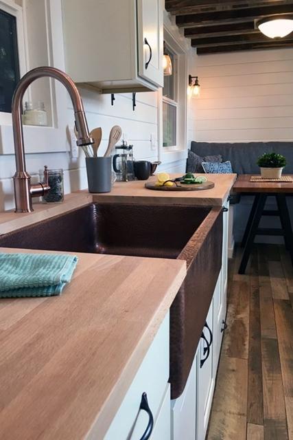 cucina piccola casa