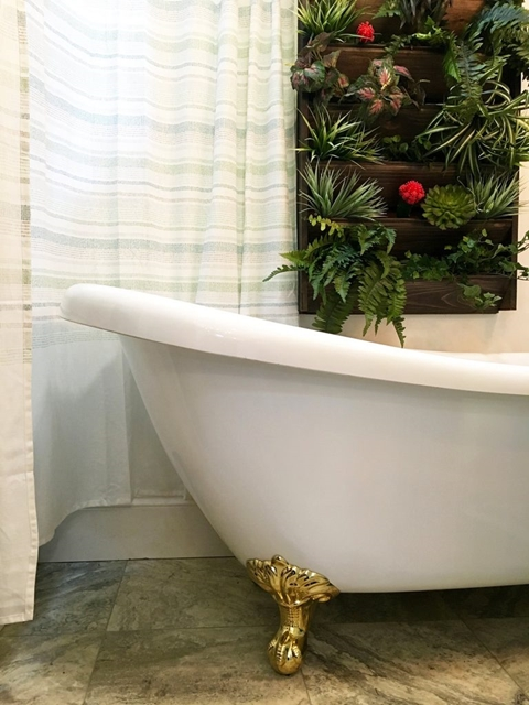 vasca retro piccola casa