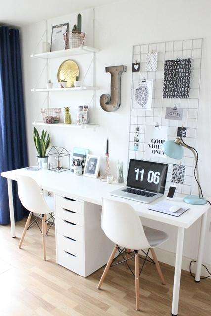 Creare l\'angolo studio in soggiorno: il mio progetto. - my touch design