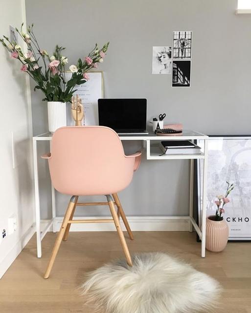 Très Creare l'angolo studio in soggiorno: il mio progetto. - my touch  GG61