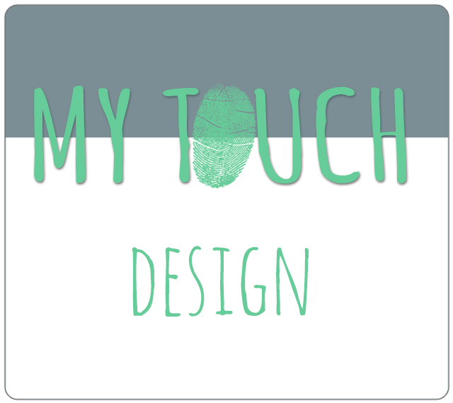 logo blog my touch design