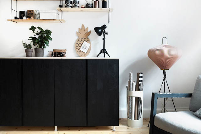 Ikea File Credenza : Mobile ikea kche preis beautiful luxus