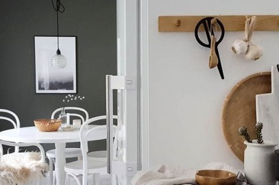 My touch design il blog di interior design che cercavi for Peg rail ikea