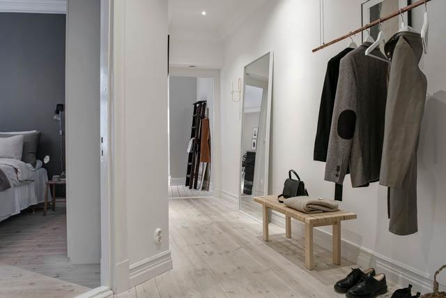 Appendiabiti Sospesi Design.L Appartamento Per Gli Amanti Dei Toni Neutri My Touch Design