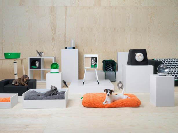 nuova collezione ikea per cani e gatti