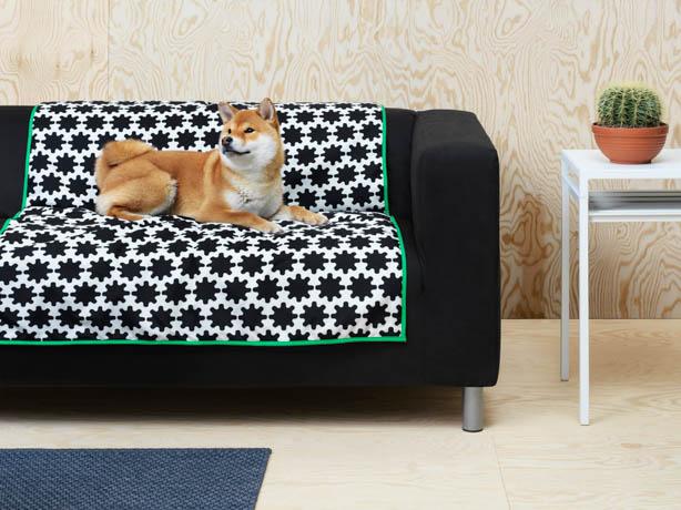 coperta per divano per cani e gatti ikea