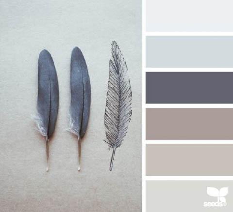palette colori neutri stile wabi sabi