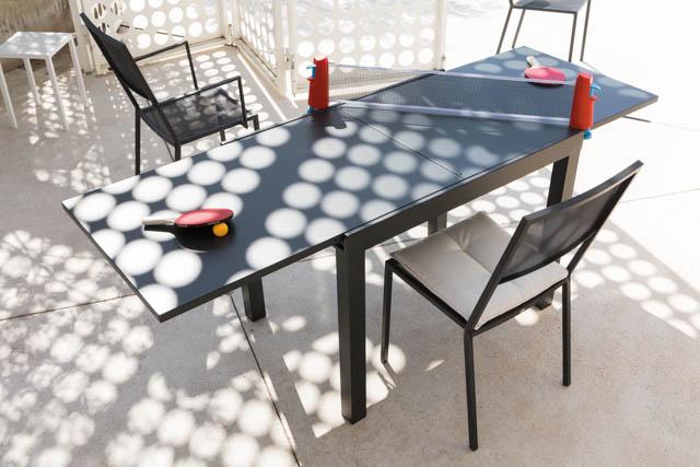 tavolo da esterno allungabile